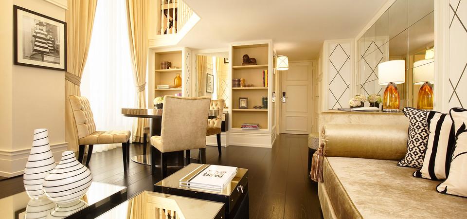 Top 5 des hôtels de luxe en Italie
