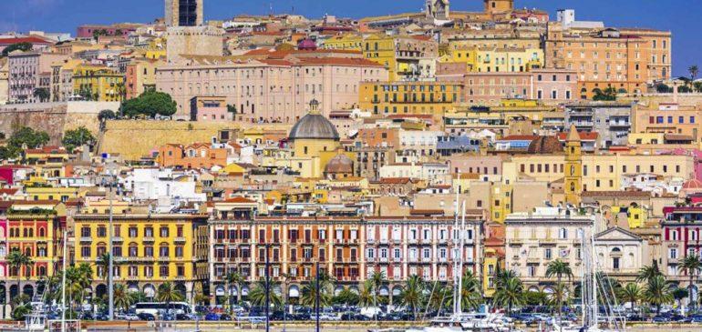 Cagliari, c'est si beau!