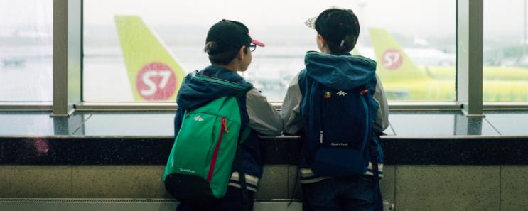 Ce qu'il faut savoir avant d'envoyer son enfant voyager seul à l'étranger