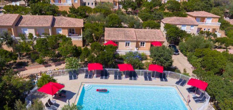Trouver une location de villa en Corse du sud