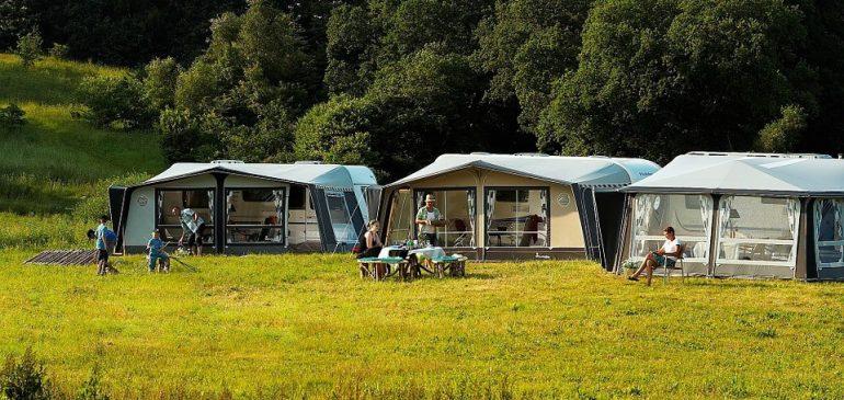 Quelques bonnes raisons de partir au camping pour ses prochaines vacances