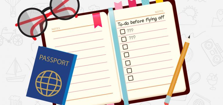 Vacances : Bien s'informer avant le départ