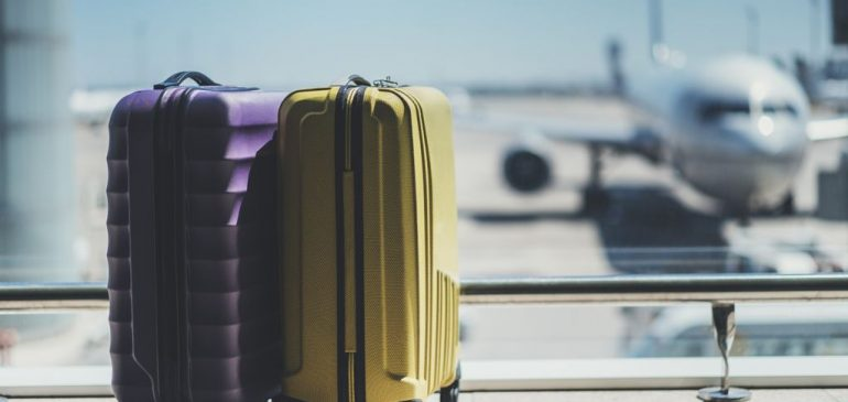 Choisir sa valise cabine et sa valise en soute