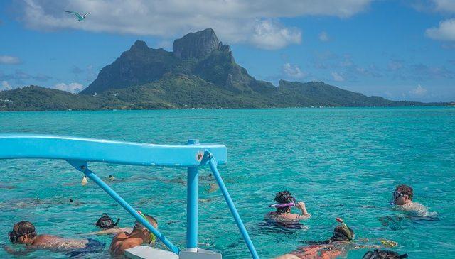 Vacances en Polynésie française : pourquoi visiter absolument Bora Bora ?