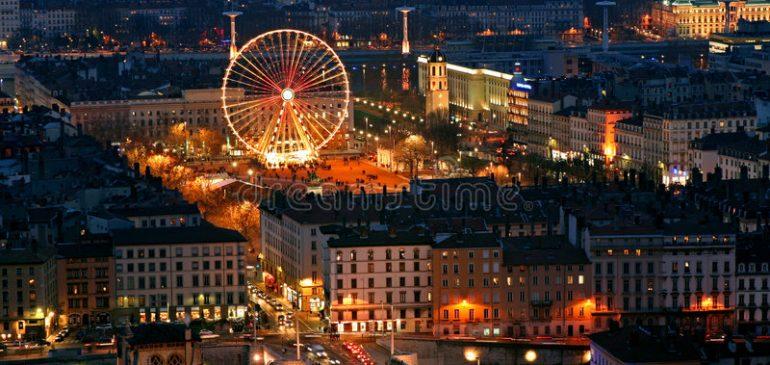 Comment passer joyeusement vos soirées à Lyon ?