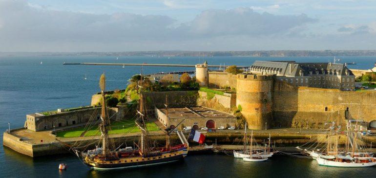 4 bonnes raisons de passer ses vacances à Brest