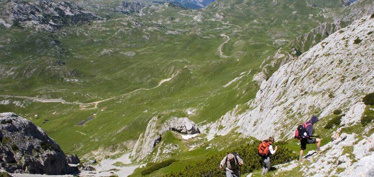 Pratiquer de la randonnée auprès de ces destinations européennes