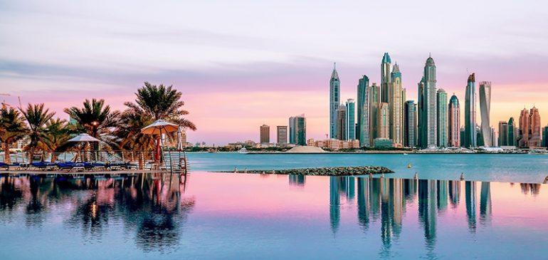 L'aventure à Dubaï